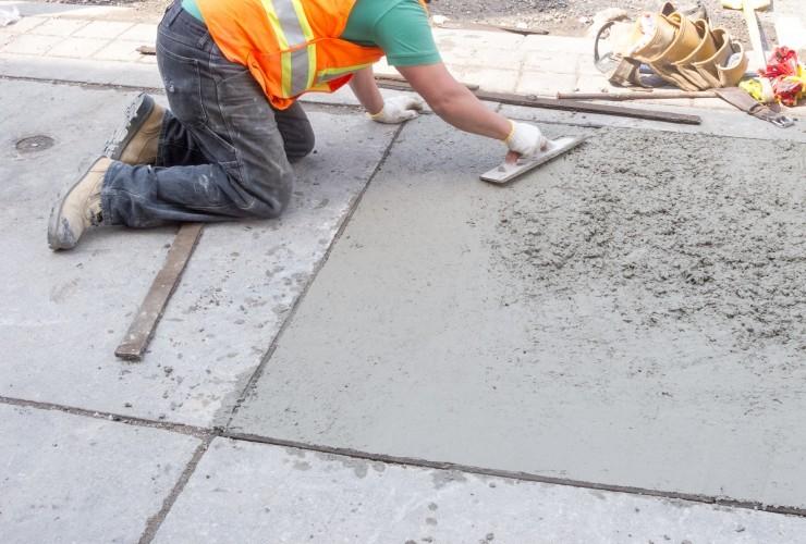 Concrete Repair Joan Foundation